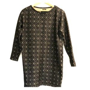 Amazing Maison Scotch tunic dress